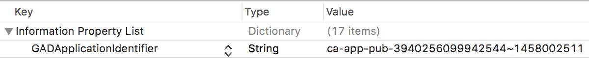 Editor de lista de propiedades