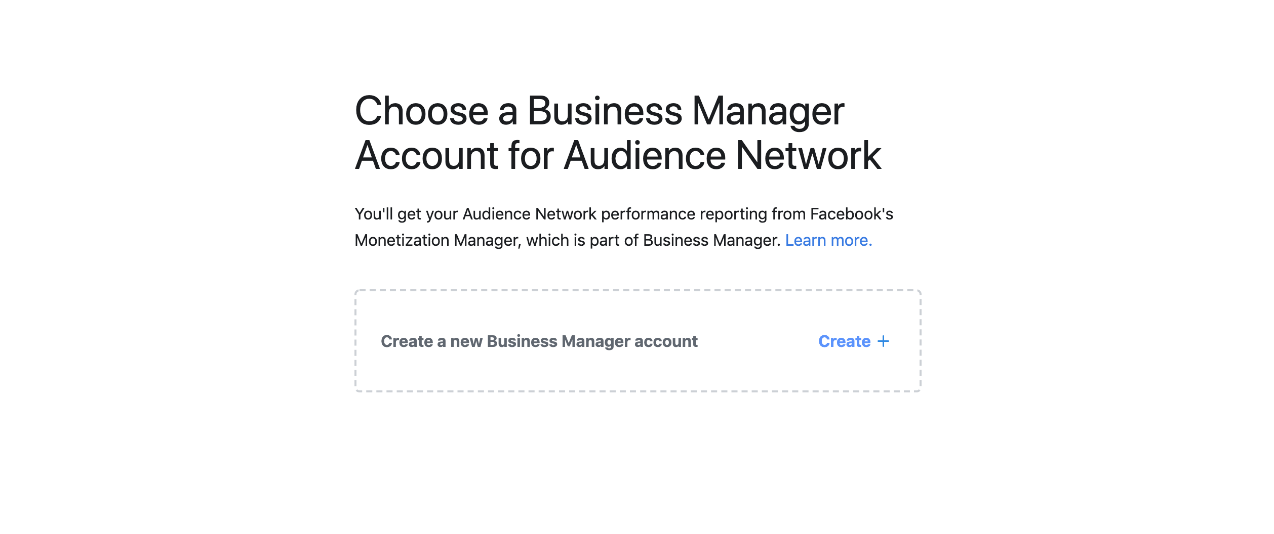 Integrating Facebook Audience Network with Mediation