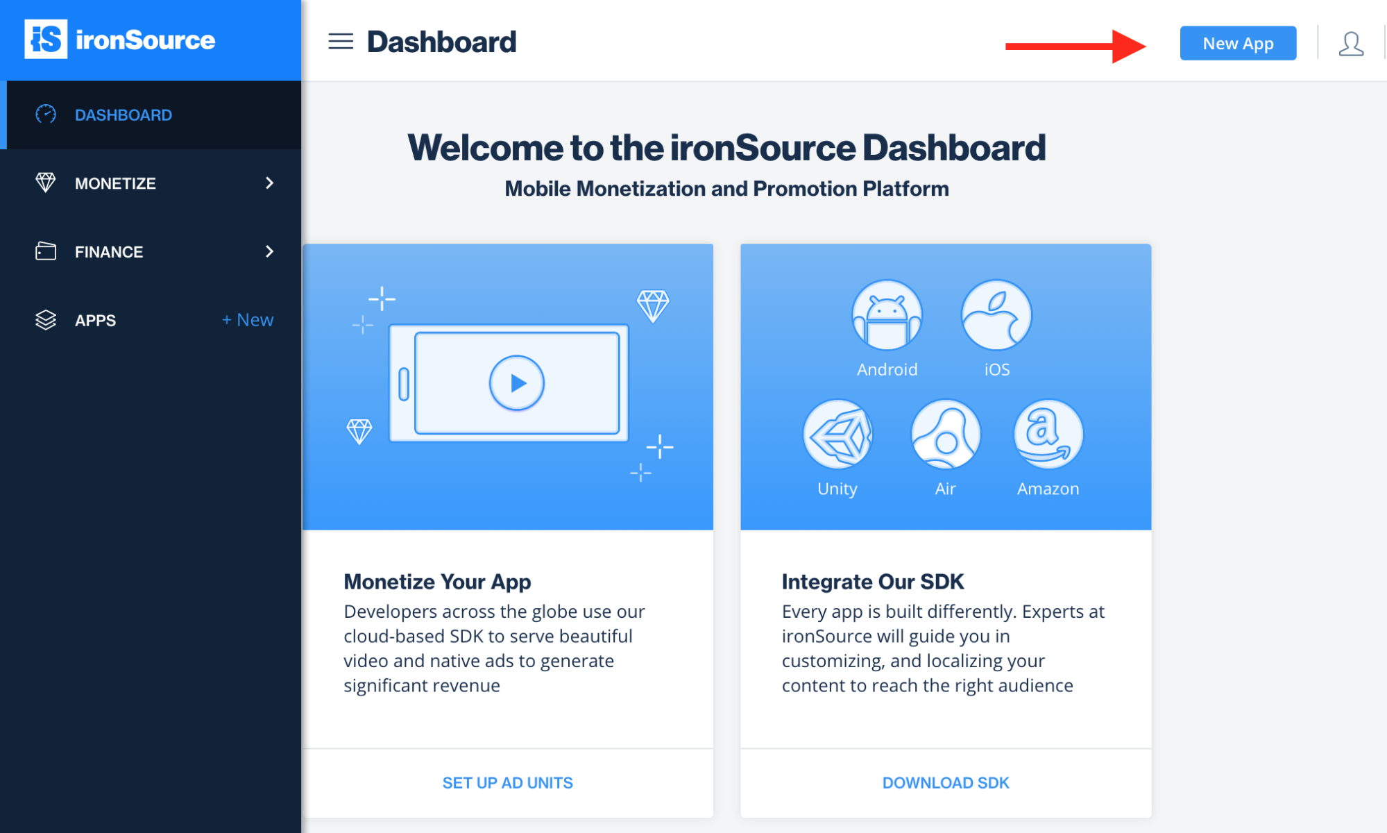 Integrating ironSource with Mediation | Android | Google