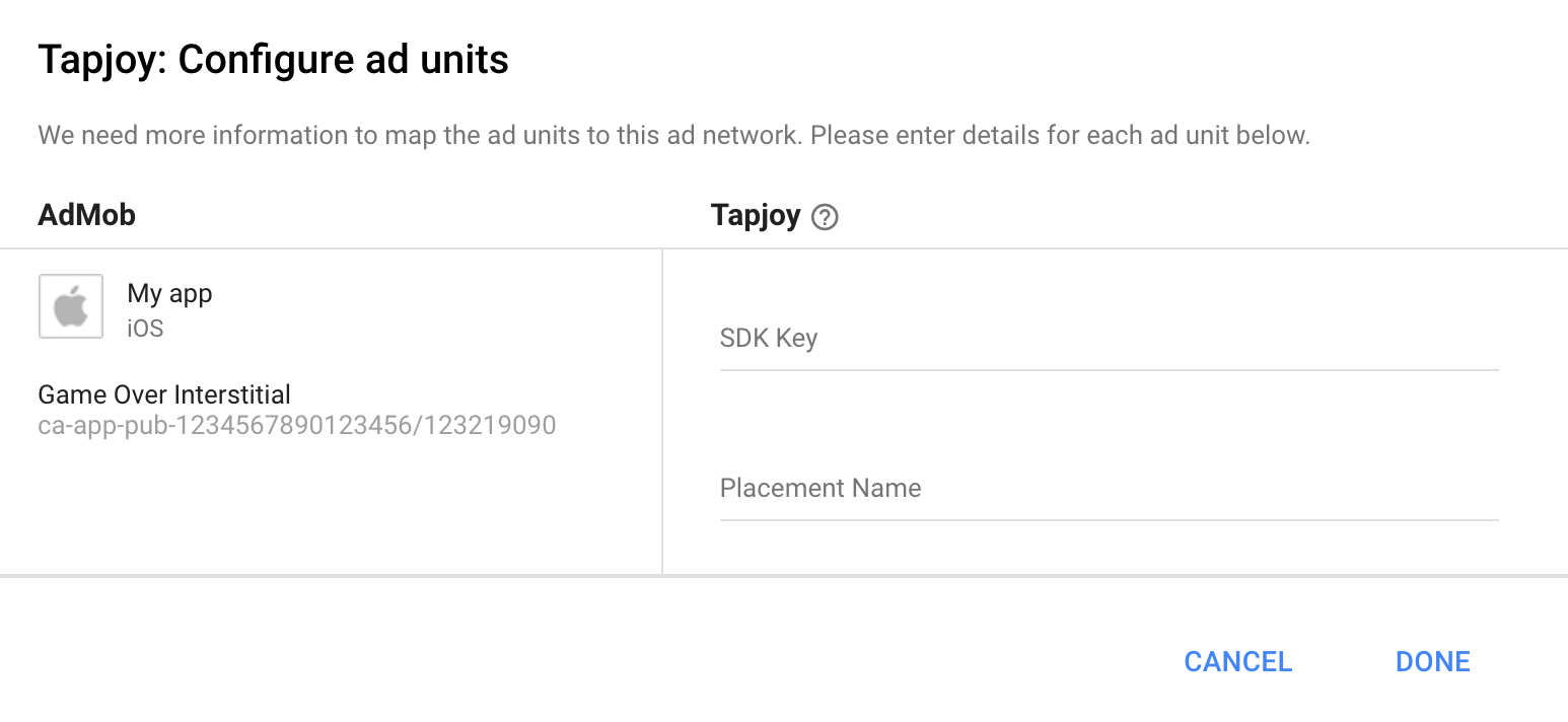 Integrating Tapjoy with Mediation | iOS | Google Developers