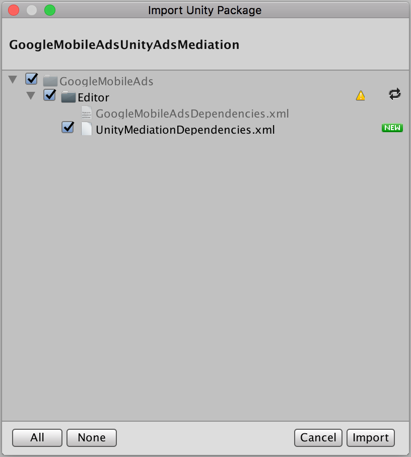 Integrating Unity Ads with Mediation | Unity | Google Developers