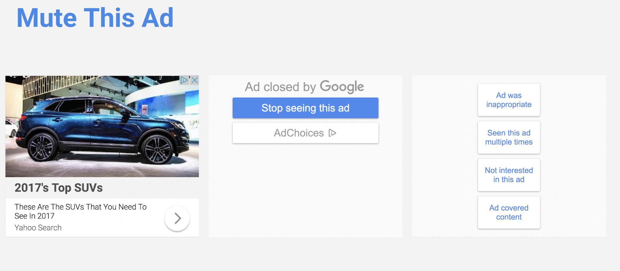 """非自定义版""""不再显示该广告"""""""