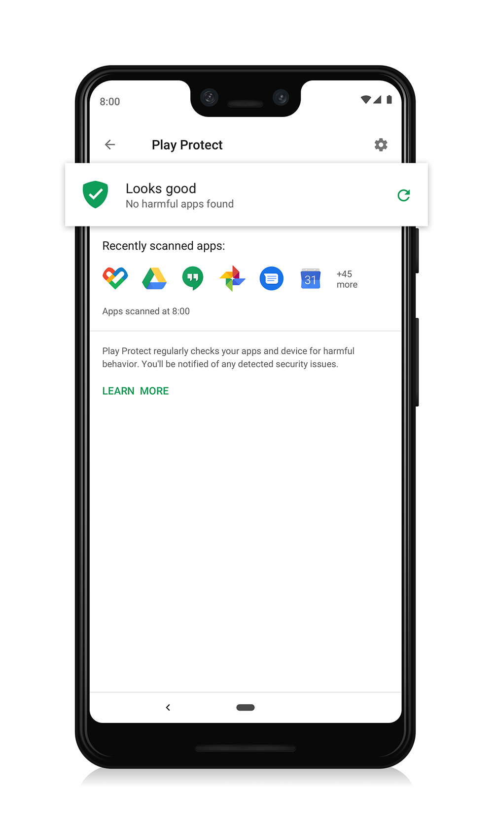 Cloud-based protections | Play Protect | Google Developers