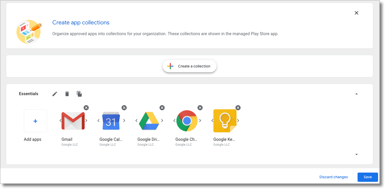 Managed Google Play iframe | Google Play EMM API | Google Developers