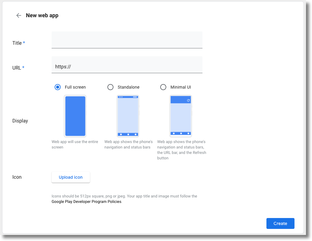 Support app management | Android Management API | Google