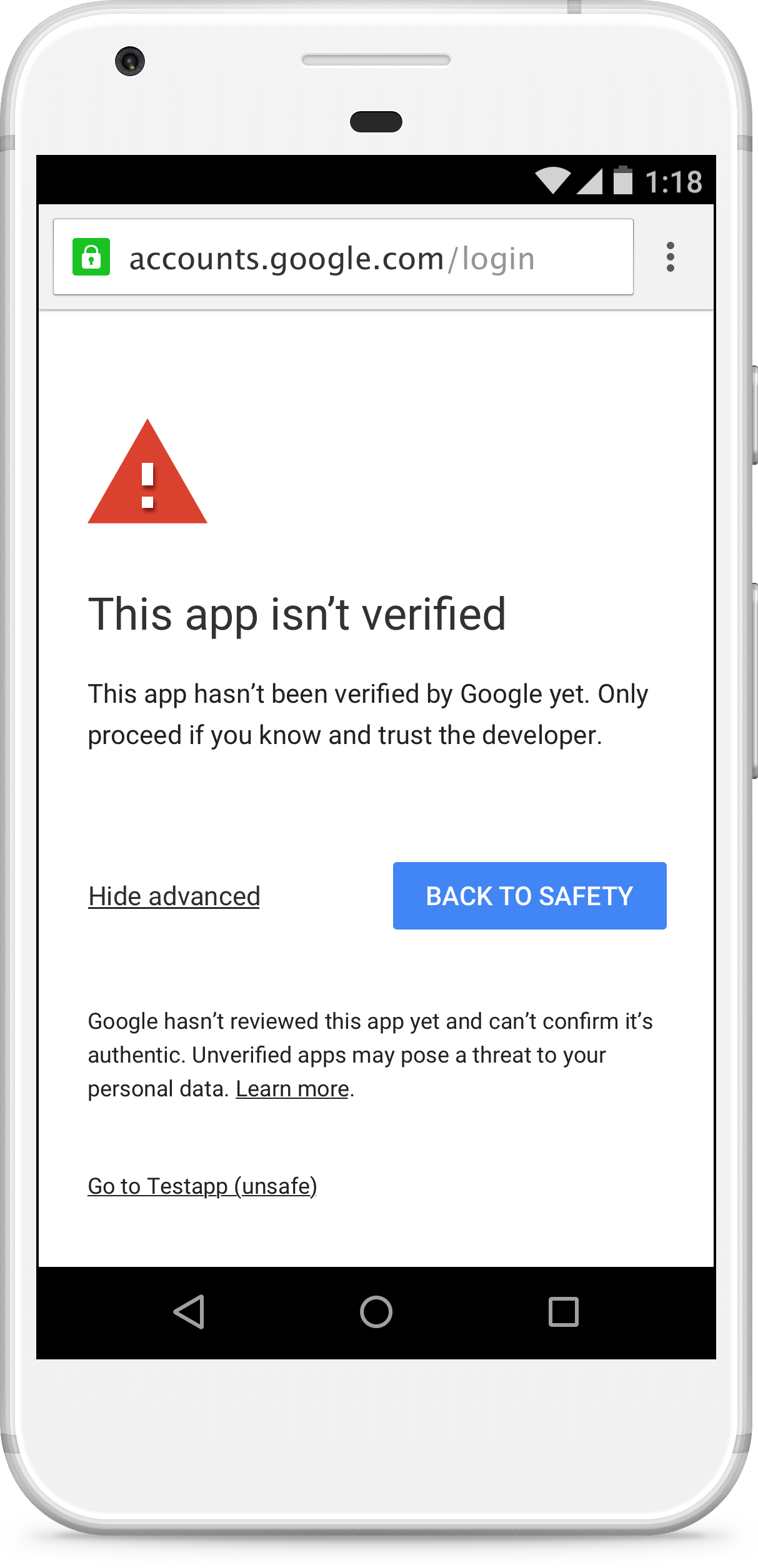 OAuth Client Verification | Apps Script | Google Developers