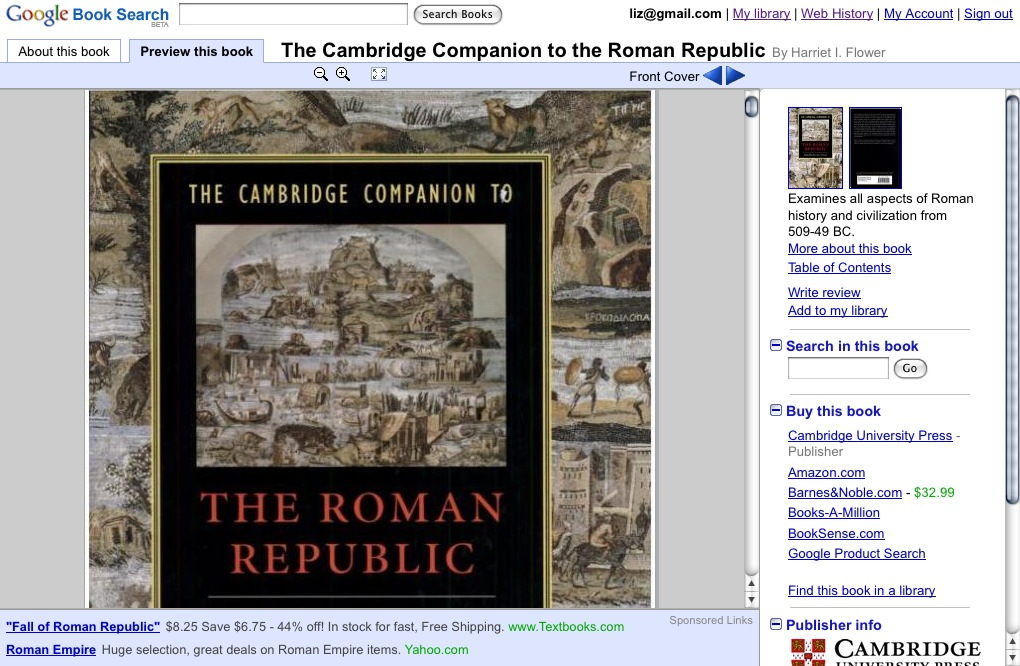 Book Off Google Books