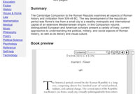 Screenshot of branding button on a book page