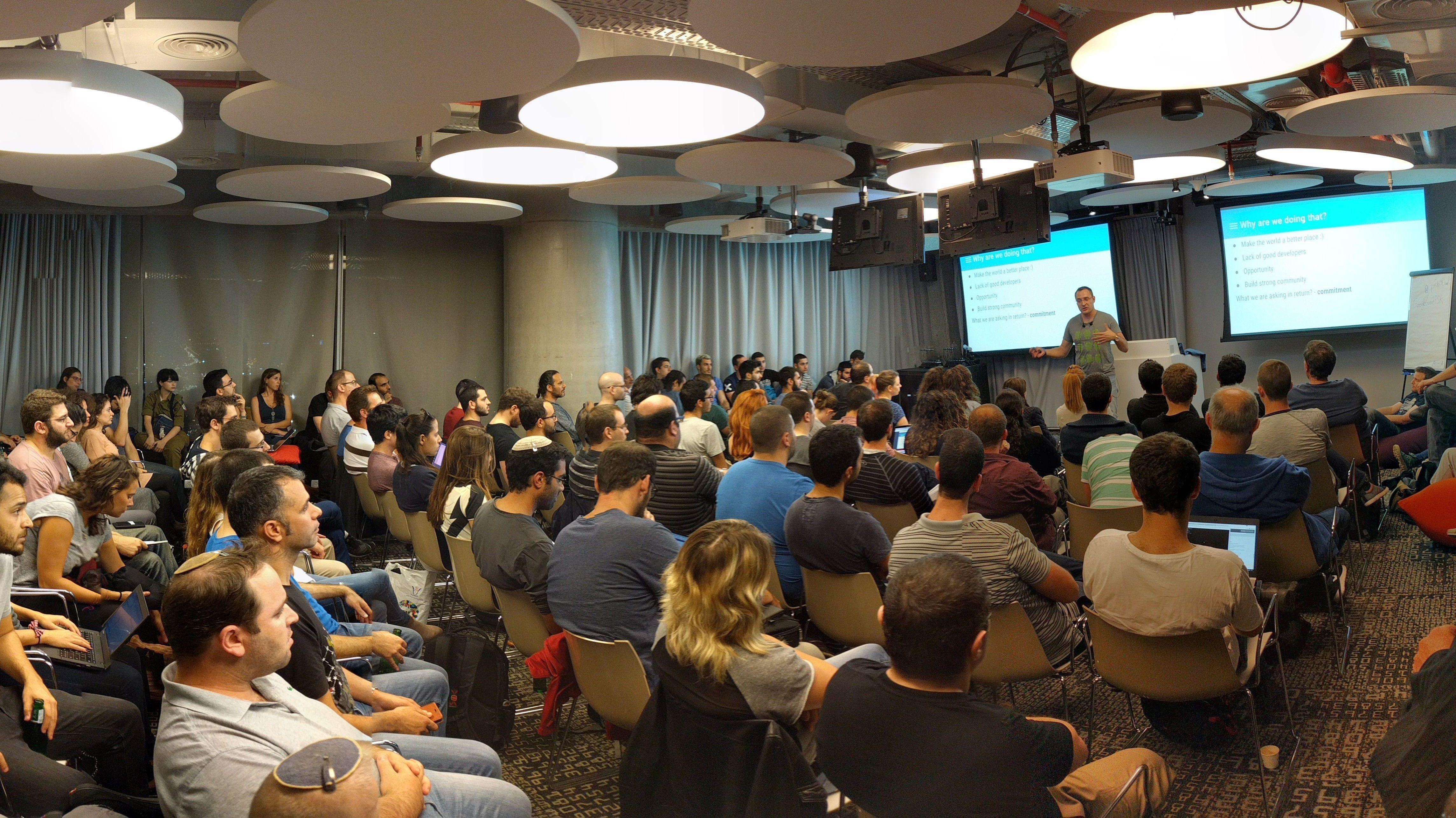Android Academy Tel Aviv