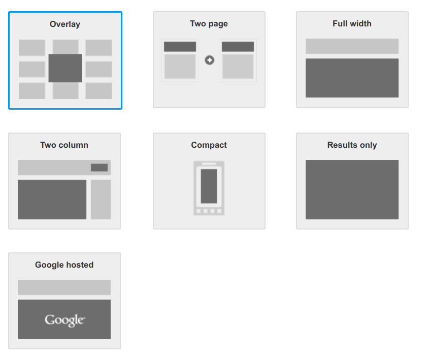 Control Panel | Custom Search | Google Developers