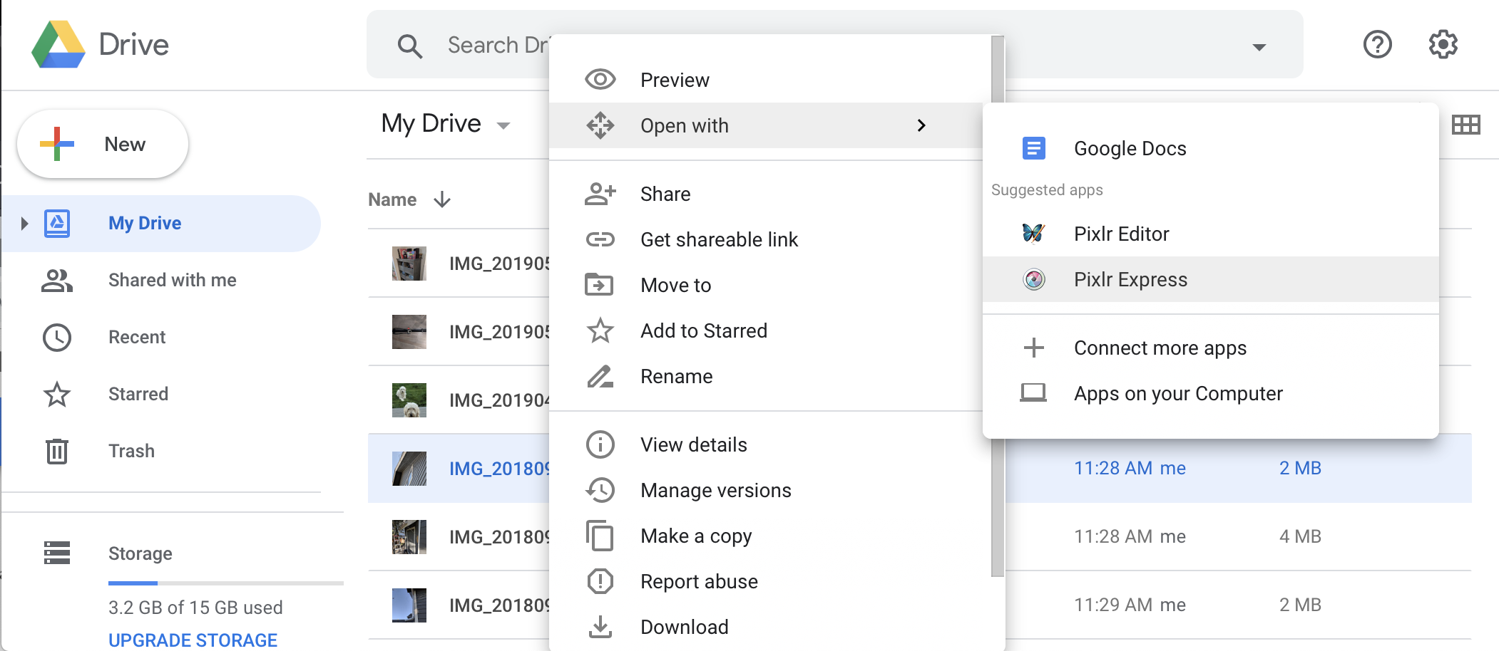Drive UI integration overview | Google Drive API | Google