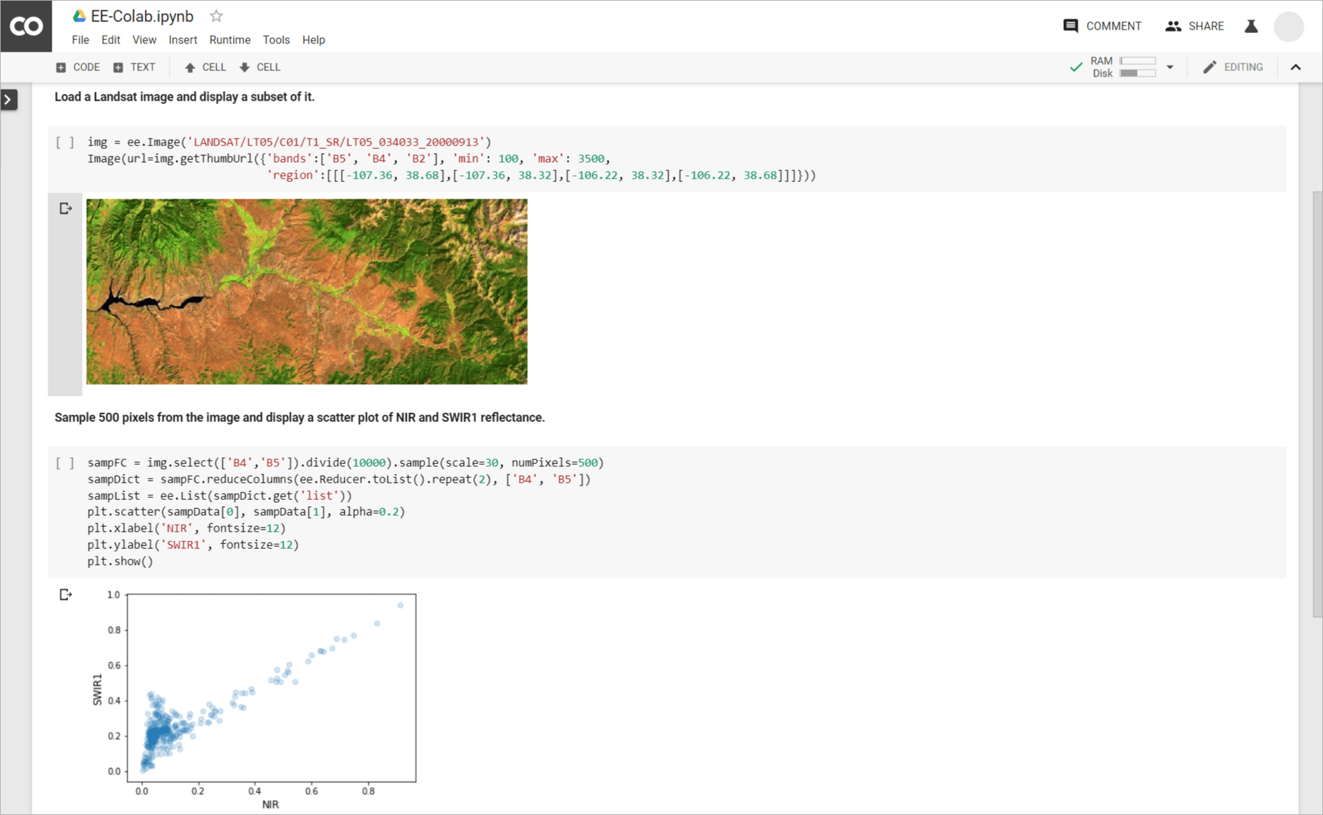 Python installation | Google Earth Engine API | Google