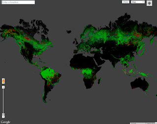 Introduction to Forest Change Analysis in Earth Engine