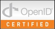 Google的OpenID Connect端點已通過OpenID認證。