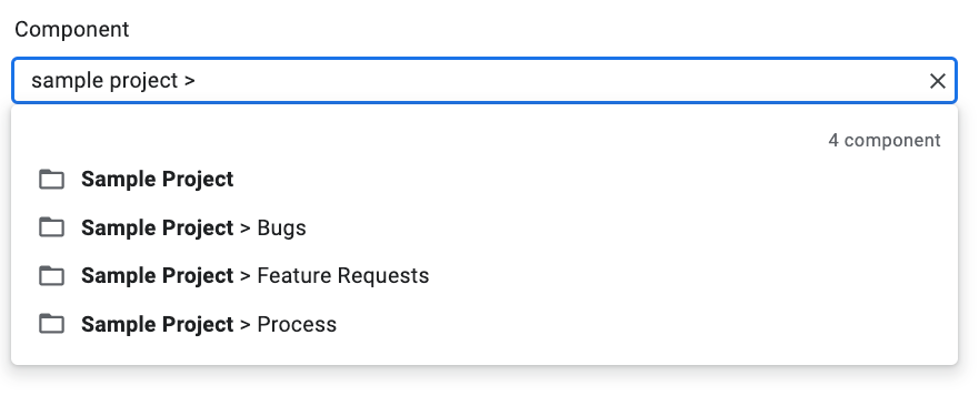 Finding Components | Google Issue Tracker | Google Developers