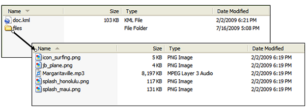 kmz files keyhole markup language � google developers