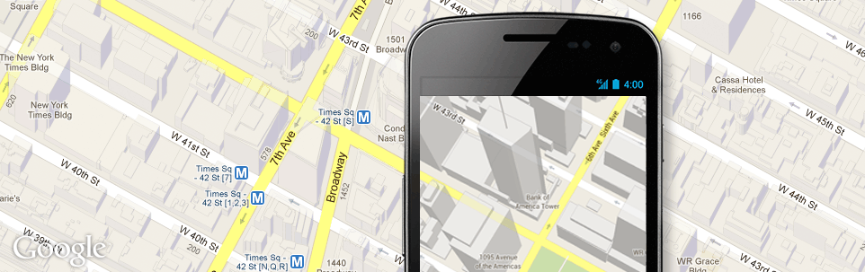 Android Maps API v2