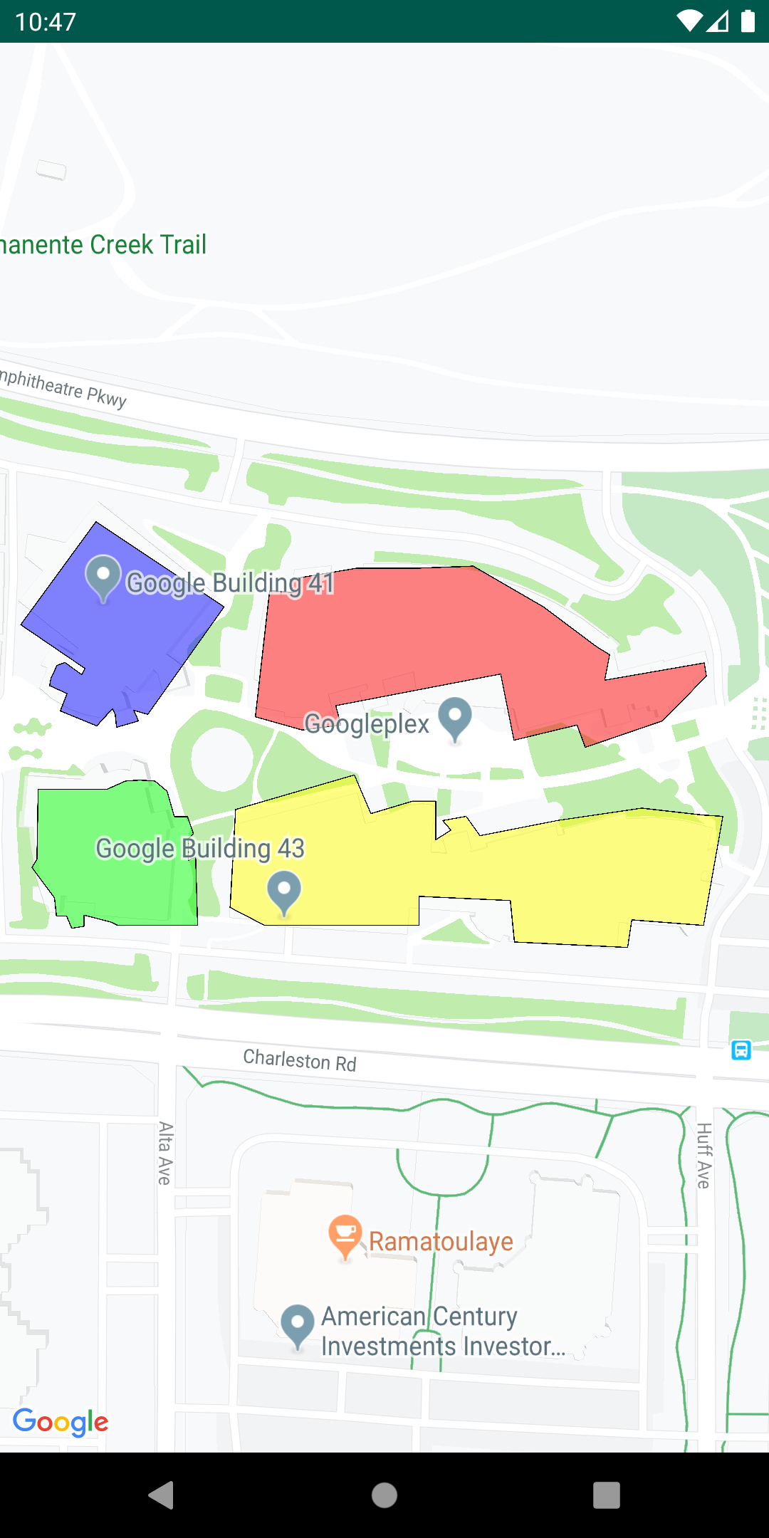 Google Maps Android Api Utility Library Google Maps
