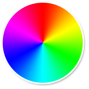 An RGB Color Wheel