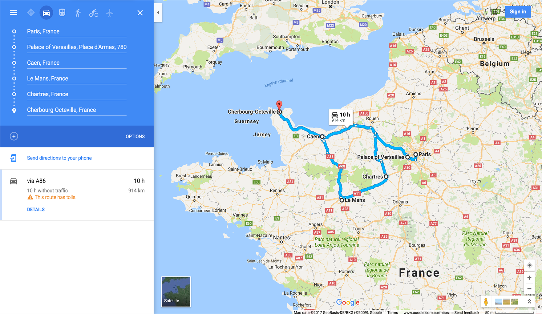 Developer guide maps urls google developers httpsgooglemapsdirapi1originparisfrancedestinationcherbourgfrancetravelmodedrivingwaypointsversaillesfrance7ccaen gumiabroncs Image collections