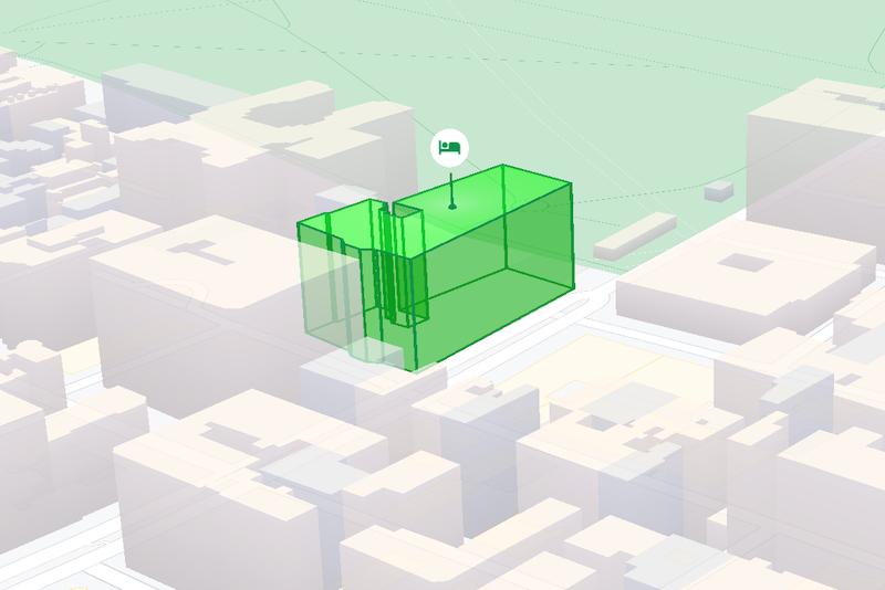 Visualização de sobreposição do WebGL (Beta): JavaScript