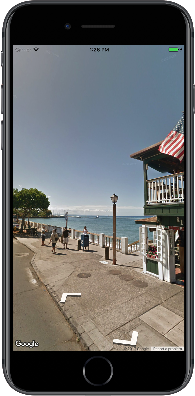 Street View | Maps SDK for iOS | Google Developers