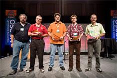 2007 Open Source Award winners