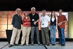 2009 Open Source Award winners