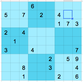 Sudoku | OR-Tools | Google Developers