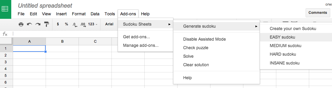 Sudoku   OR-Tools   Google Developers