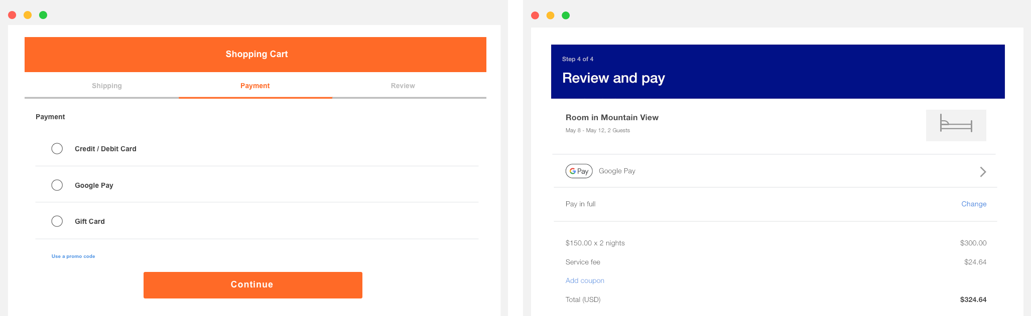 Brand Guidelines Google Pay Api Google Developers
