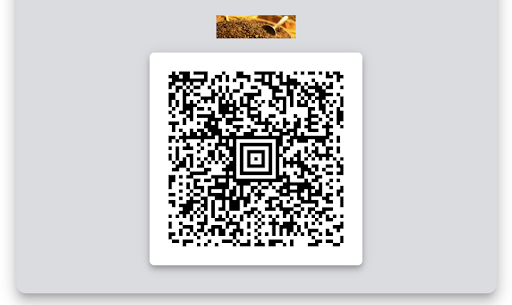 Example of a card barcode override.