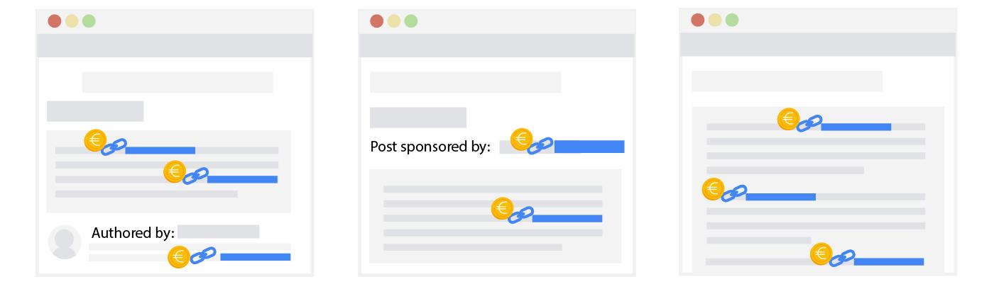 Guest post e contenuti sponsorizzati