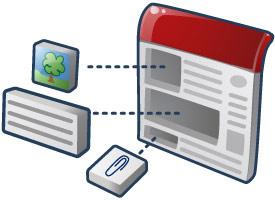 Google Sites Gadgets