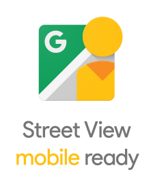Street View mobile ready badge