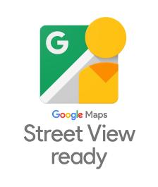 Street View ready badge