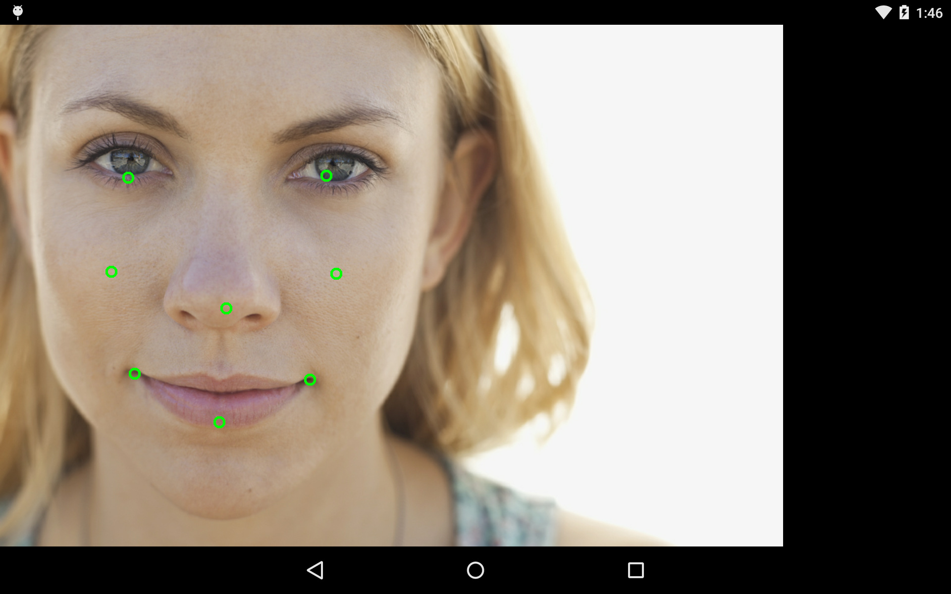 Android Eye Tracking Api - Mobile Vision