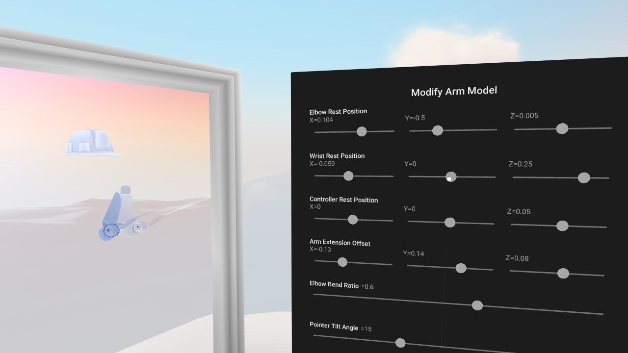 Arm models | Google VR | Google Developers
