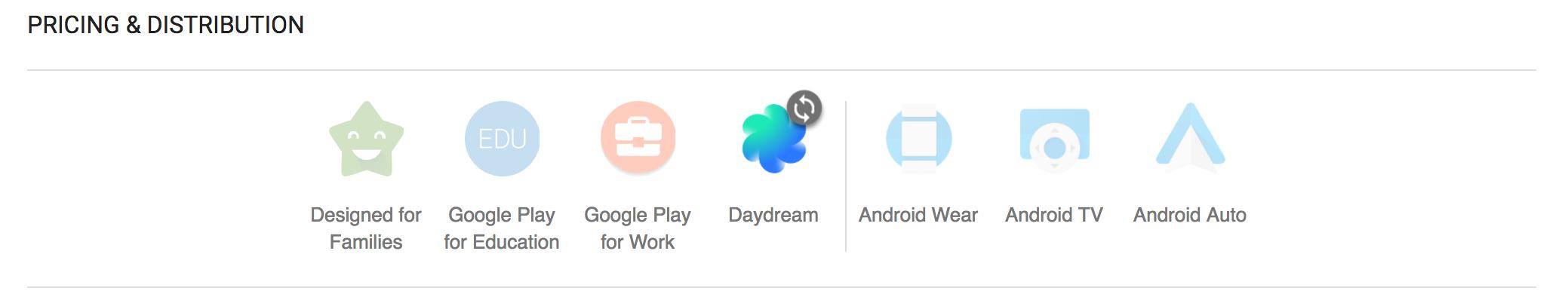 Publishing Daydream Apps | Google VR | Google Developers