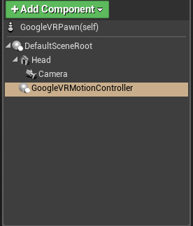 Unreal Motion Controller Support | Google VR | Google Developers