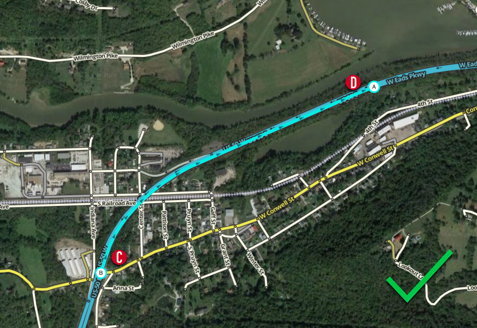 Road Closures Map Waze | Google Developers