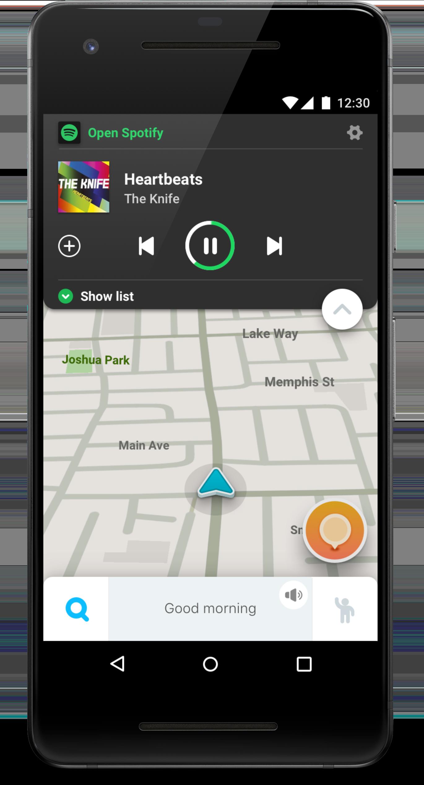 About the Waze Audio Kit | Waze | Google Developers