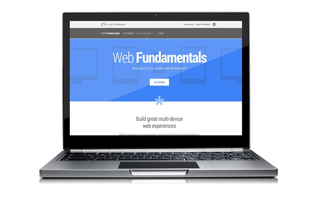 Web Fundamentals on a HTML5Rocks