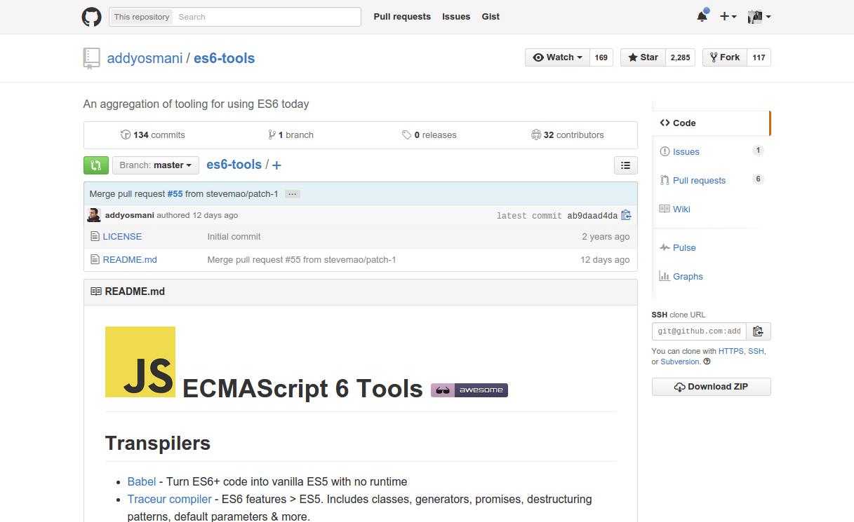 ES2015 | Web | Google Developers