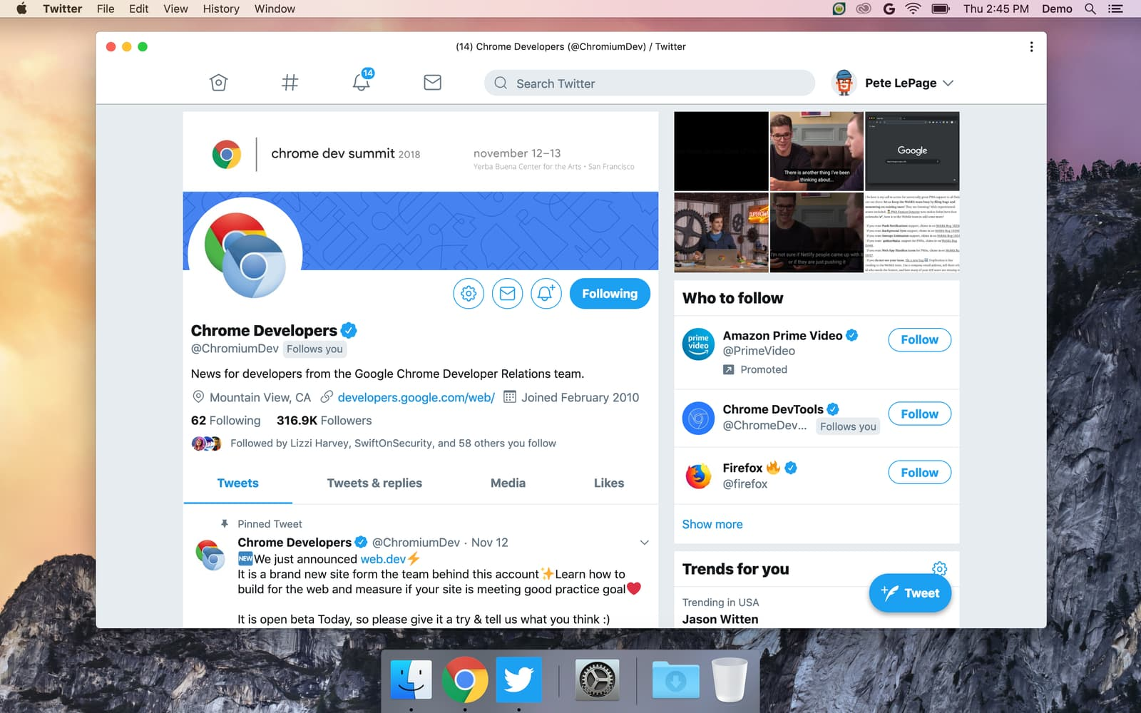New in Chrome 73 | Web | Google Developers